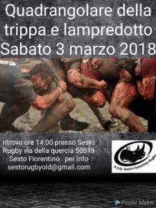 QUADRANGOLARE DELLA TRIPPA E DEL LAMPREDOTTO